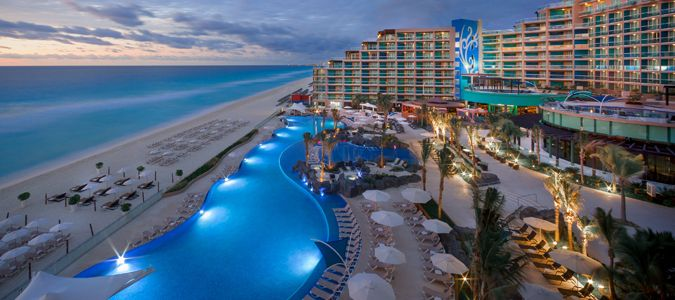 CANCUN MEXICO<br>ALL INCLUSIVE